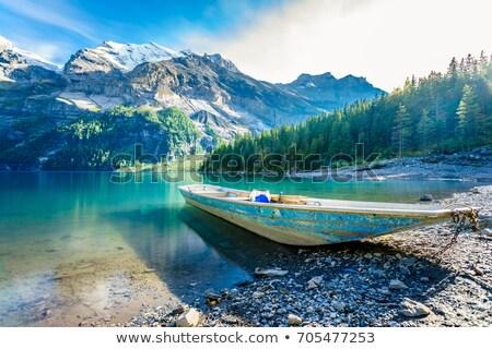 Svájc · világ · örökség · helyszín · unesco · víz - stock fotó © creisinger