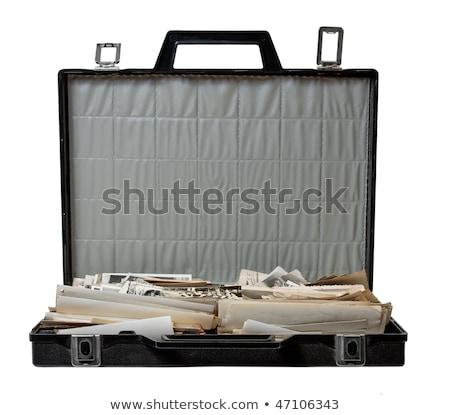 zakenman · aktetas · eps · bestand · element · afzonderlijk - stockfoto © loopall
