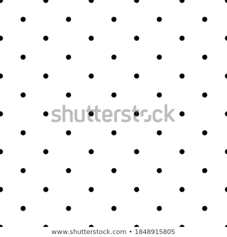 Rectangle Transition Halftone Grid. Vector Seamless Black and White Pattern. Stock photo © CreatorsClub