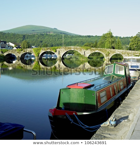 Graiguenamanagh, County Kilkenny, Ireland Stock photo © phbcz