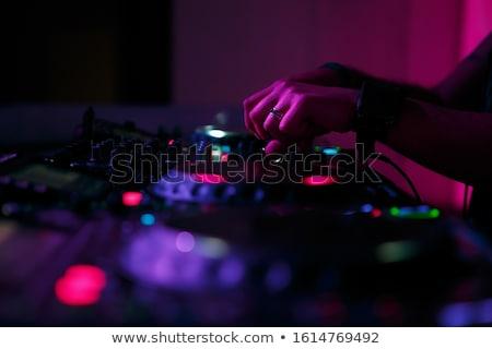 Kobiet etapie nightclub Zdjęcia stock © wavebreak_media