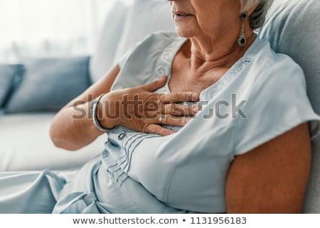 human heart attack stock photo © lightsource