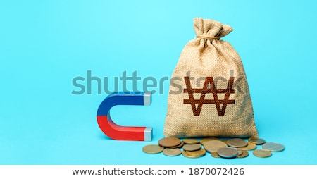Attraction and Accumulation of Capital, Money Stock photo © robuart