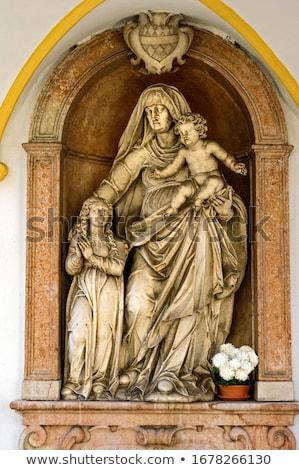 Church Mariahilf, Passau, Germany Stock photo © borisb17