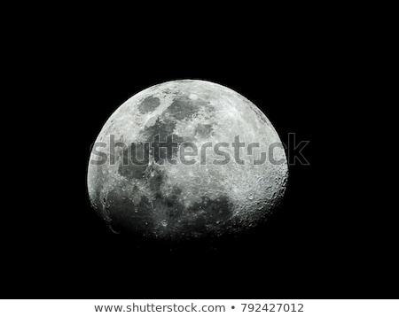 Güneş sistemi ay doğal uydu bir Stok fotoğraf © NASA_images