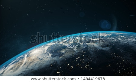 Earth from space Stock photo © leeser