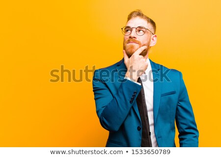 Doubtful businessman Stock photo © photography33