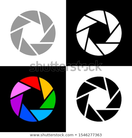 Camera Zoom Lens Stock photo © REDPIXEL