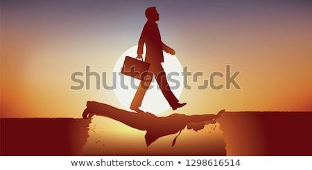 Taking advantage Stock photo © stevanovicigor