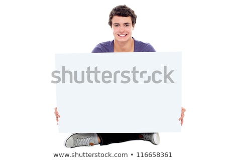 get your business ad out here stock photo © stockyimages