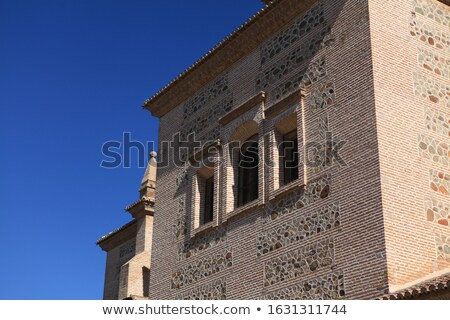 St Mary Church in Granada Stock photo © CaptureLight