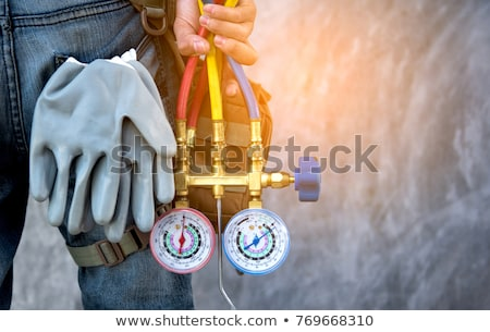Refrigerated system  Stock photo © vavlt