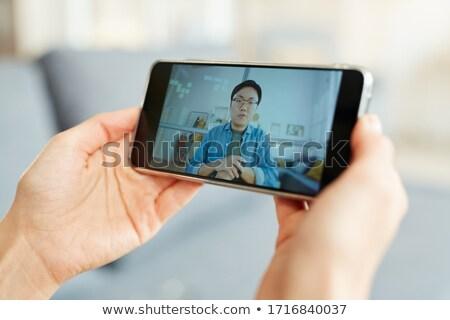 Unrecognizable people Stock photo © pressmaster