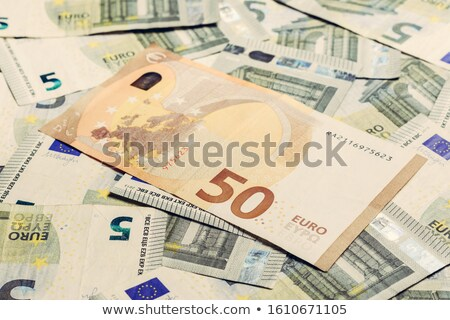 мелкий · финансовых · монетами - Сток-фото © 3mc