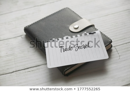 investing secrets stock photo © lightsource