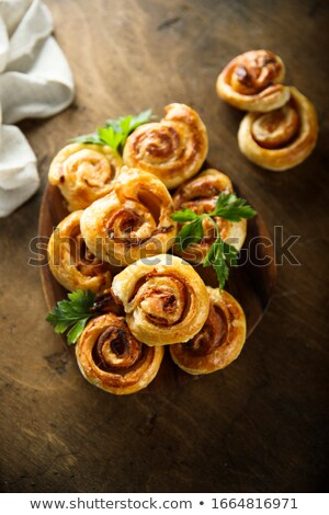 pastry swirls stock photo © mady70