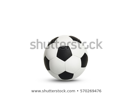 Football White Background Stock photo © limbi007