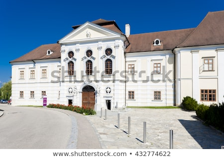 Monastero abbassare Austria architettura impianto Europa Foto d'archivio © phbcz