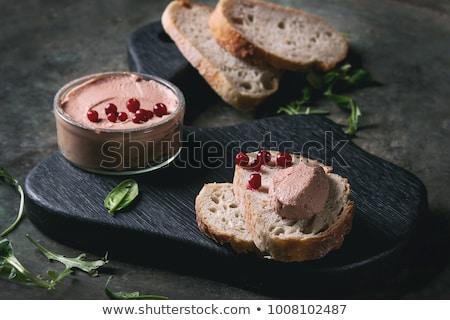 все зерна хлеб мяса частей засахаренный Сток-фото © Digifoodstock