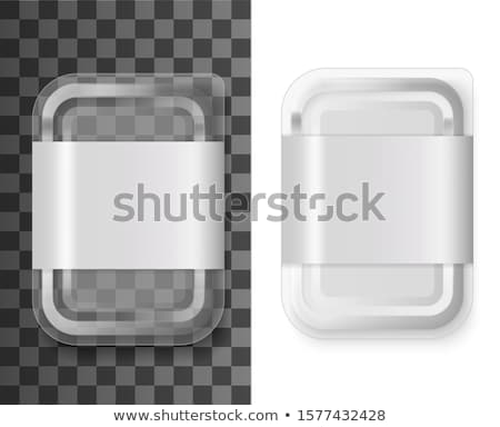 white blank for consumer Stock photo © ssuaphoto