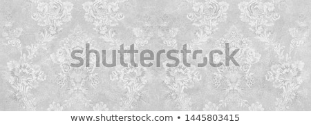 Colored Decorative Damask Design Element Stock photo © lissantee