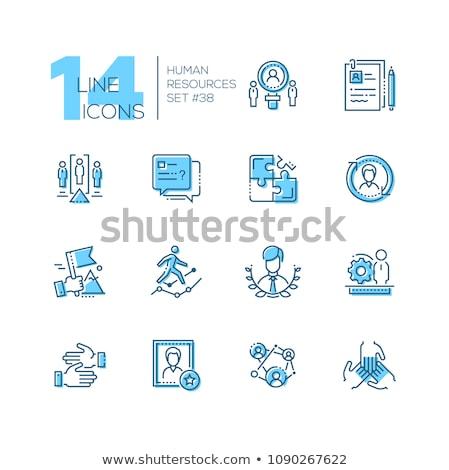 applikációk · mobil · üzlet · fogalmak · kéz · alkalmazás - stock fotó © decorwithme