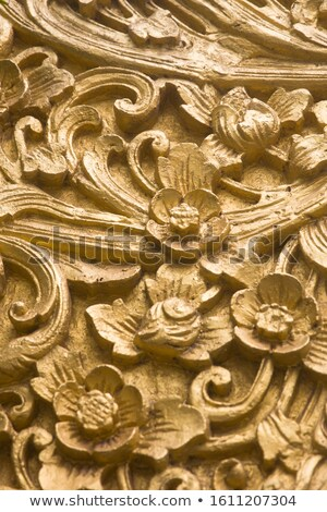 Detail from temple in Kuta on Bali island, Indonesia Stock photo © boggy