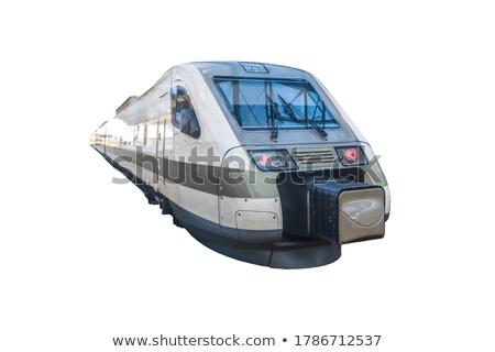 Utasok metró autó csúcsforgalom tömegközlekedés illusztráció Stock fotó © jossdiim