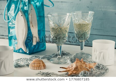 maritime decoration Stock photo © prill