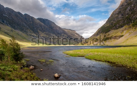 small river in scottish highlands Stock photo © gewoldi