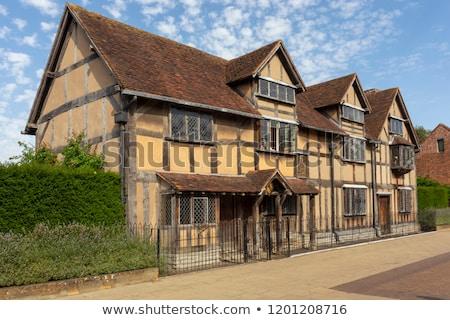 Shakespeare's birthplace Stock photo © PaZo