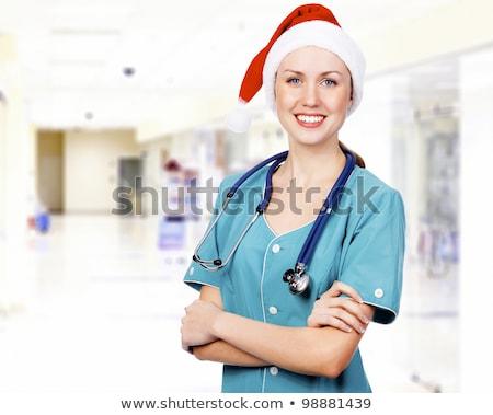 врач · медсестры · больницу · коридор · медицина - Сток-фото © nobilior