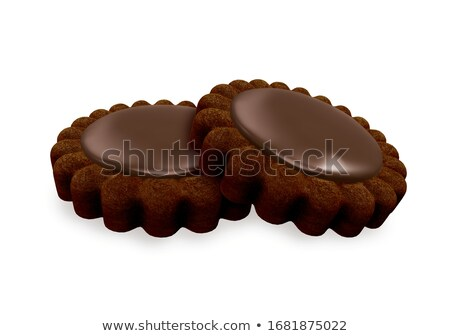 Two cream filled dessert Stock photo © photography33