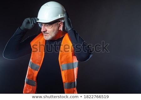 Place the Helmet Stock photo © cboswell