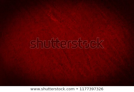 Rip White Paper And Dark Red Background Stock photo © barbaliss