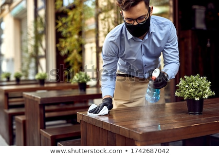 Cleaning Business Stock photo © Lightsource