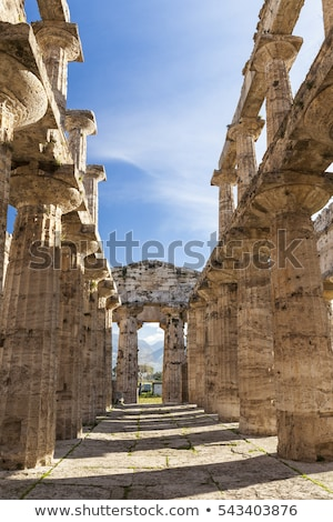 templo · Itália · principal · hoje - foto stock © hofmeester
