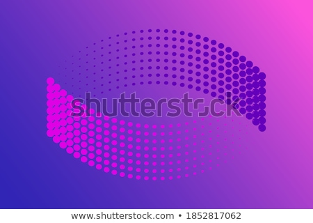 Abstract Opposite Eyes Stock photo © ArenaCreative