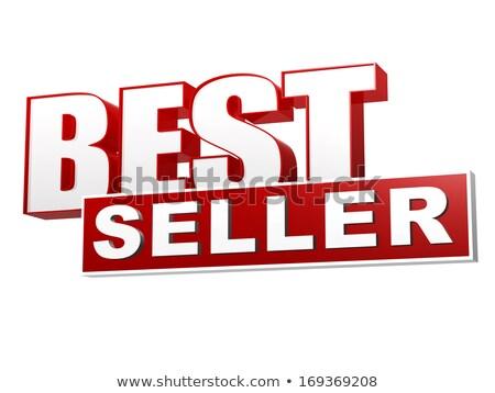 ベスト · 購入 · 3D · 文字 · 文字 · 赤 - ストックフォト © marinini