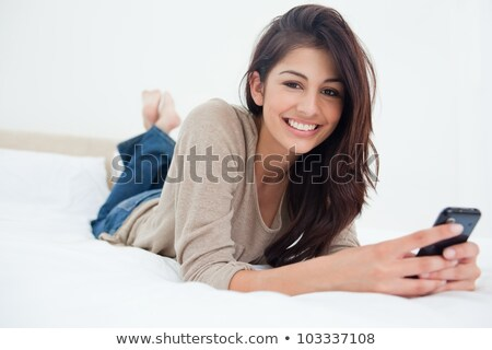 красивой · женщины · ног · ноутбука · обувь · женщины - Сток-фото © dash