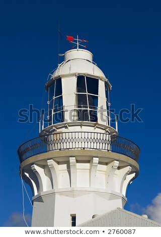 Farol do Cabo Smokey Foto stock © clearviewstock