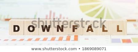 nyereség · fehér · billentyűzet · gomb · modern · üzlet - stock fotó © fuzzbones0