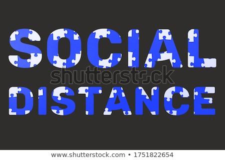 社会 · 言葉 · ピース · ウェブ · メール · 手紙 - ストックフォト © fuzzbones0