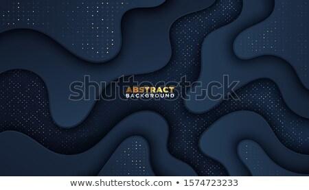 Stok fotoğraf: Golden Mosaic Background Eps 10