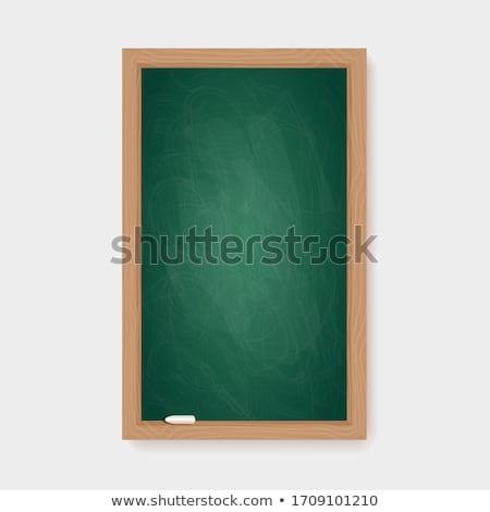 chalkboard vertical  Stock photo © kraska