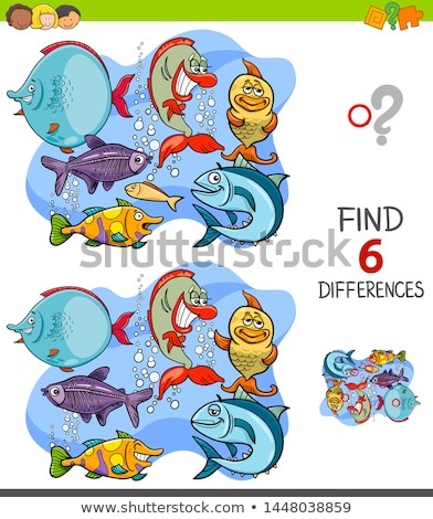 Different fishes Stock photo © bluering
