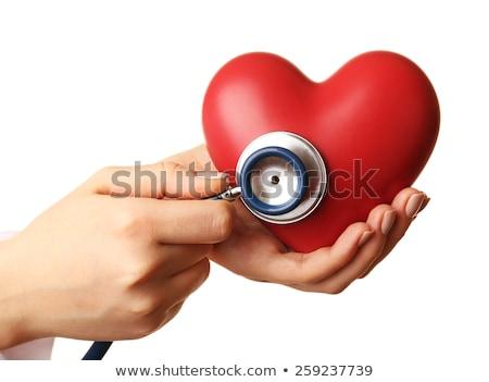 kardiologia · układu · sercowo-naczyniowego · serca · ludzi · krwi · zdrowia - zdjęcia stock © lightsource