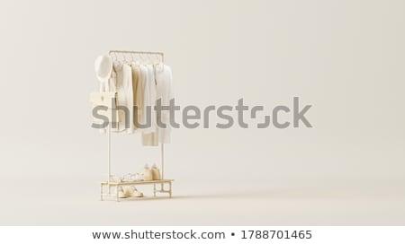 ファッション · 服 · 服 · ラック · カラフル · クローゼット - ストックフォト © ruslanomega