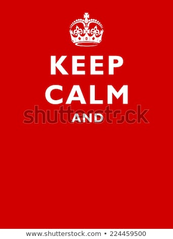mensagem · vermelho · de · volta · conselho - foto stock © cammep