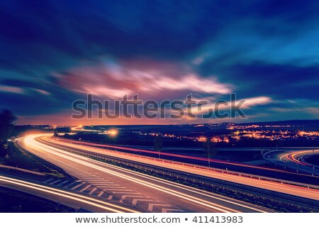 A long motorway Stock photo © IS2